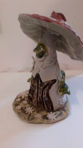 Adult Pottery Fairy House Workshop @ Waters' Edge Visitor Centre