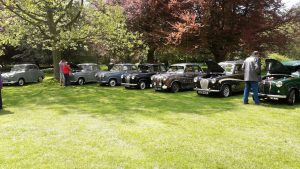 Classic Car Event @ Normanby Hall