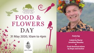 Food and Flowers Day @ Normanby Hall