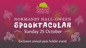 Normanby Hall-o-ween Spooktacular @ Normanby Hall