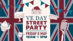 VE Day Street Party @ Normanby Hall